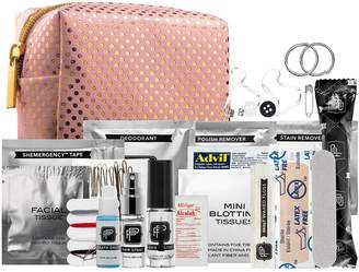 Pinch Provisions - Minimergency Kit For Bridesmaids - Pink/Gold Dot