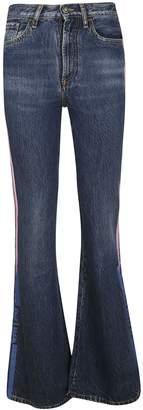 Marcelo Burlon County of Milan Side Striped Jeans
