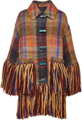 Missoni Cardigan with Wool, Mohair and Alpaca