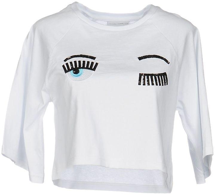Chiara FerragniCHIARA FERRAGNI T-shirts