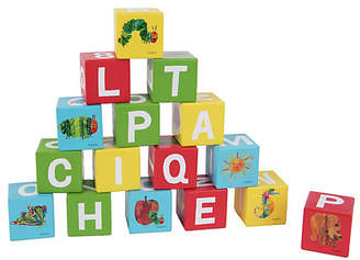 The Very Hungry Caterpillar Wooden Blocks