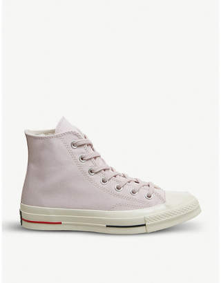 Converse 70's suede high-top trainers