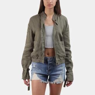 Frame Linen New Jacket