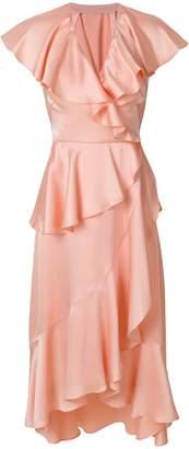 Temperley London Juliette wrap dress