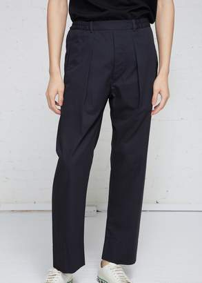 Lemaire Light Twill Elasticated Pants