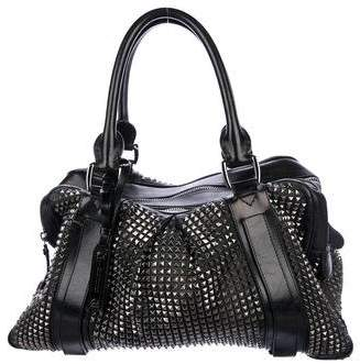 Burberry Studded Knight Bag