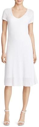 Lauren Ralph Lauren Pointelle Dress $175 thestylecure.com