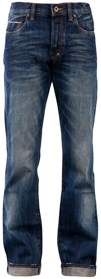 PRPS Goods And Co. Barracuda selvedge jean