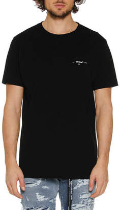 Off-White Men's 3D Line Slim T-Shirt