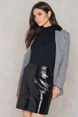Paulin Patent Skirt