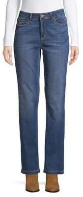 Jones New York Lexington Straight Jeans