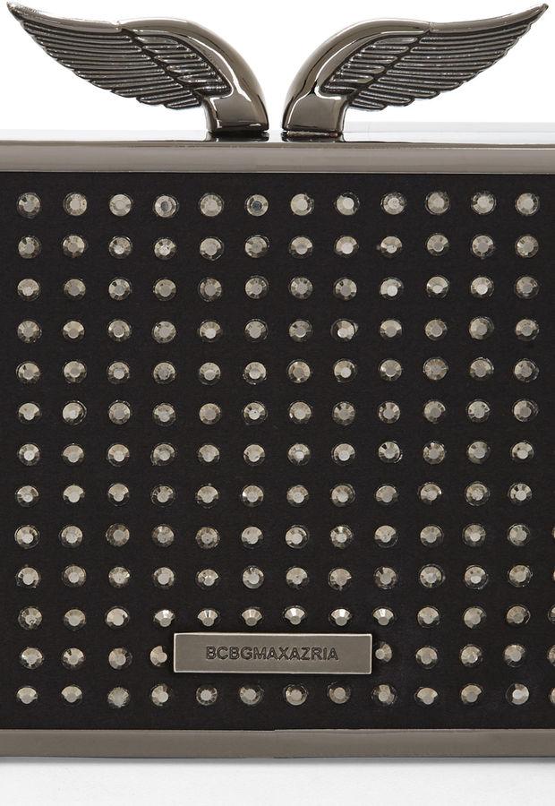 BCBGMAXAZRIA Skylar Box Clutch