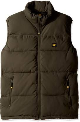 Caterpillar Men's Big and Tall Arctic Zone Vest