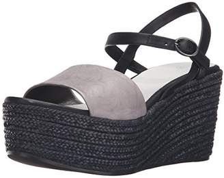 Coclico Women's Rose Wedge Sandal