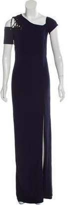 Yigal Azrouel Short Sleeve Maxi Dress w/ Tags