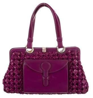 Bottega Veneta Intrecciato Handle Bag