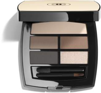 Chanel CHANEL LES BEIGES Healthy Glow Natural Eyeshadow Palette