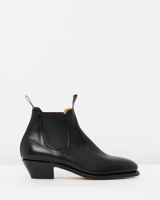 R.M. Williams Adelaide Cuban Heel Boots