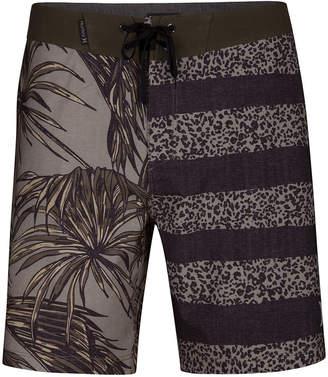 """Hurley Men's Phantom Tiger Floral 18"""" Board Shorts"""