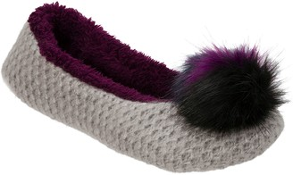 Nine West Knit Ballet Slippers