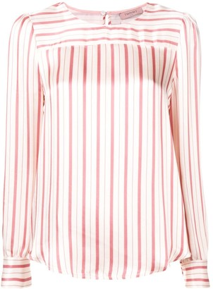Twin-Set striped blouse