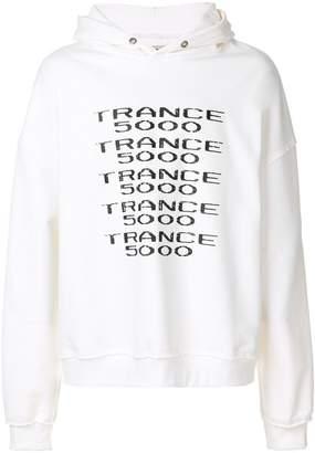 Misbhv trance print sweatshirt