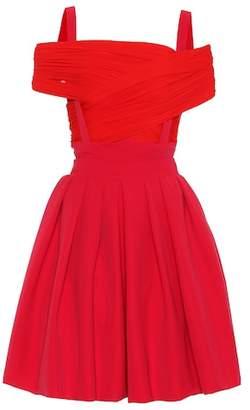 Preen by Thornton Bregazzi Cilla stretch-satin dress