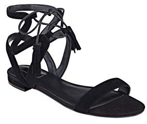 GUESS Women's Raelyn Flat Sandal
