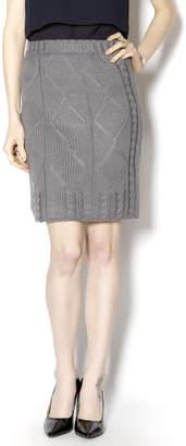 Nick & Mo Cableknit Skirt