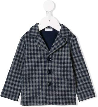 Il Gufo checkered print jacket