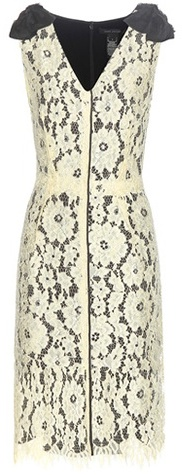 Marc Jacobs Marc Jacobs Sleeveless lace dress