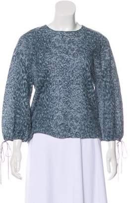 Chanel Linen Blend Top
