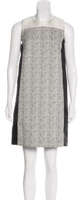 LK Bennett Paneled Shift Dress