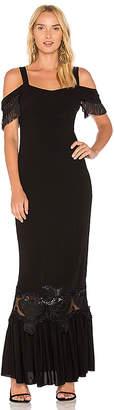 STONE COLD FOX Hampton Gown in Black $320 thestylecure.com
