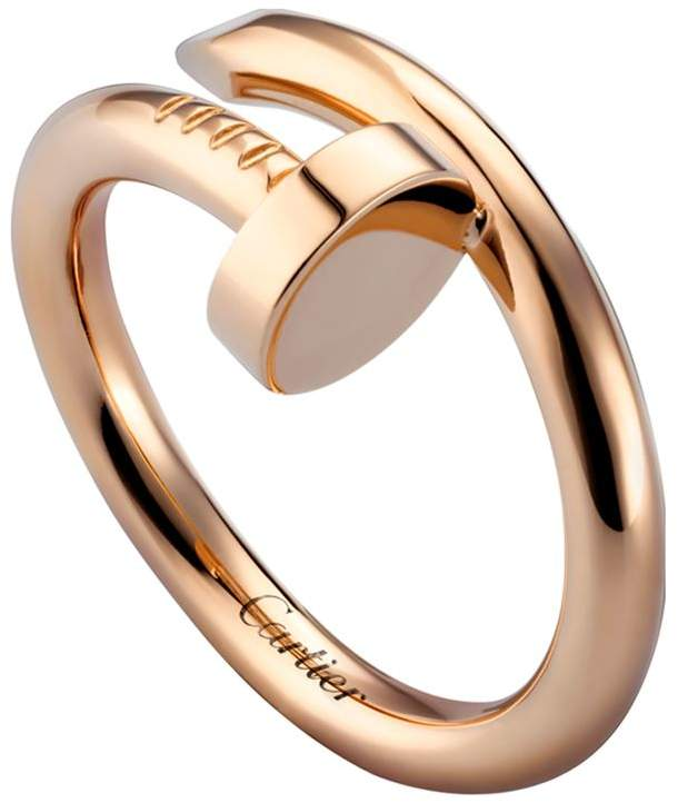 Buy Pink Gold Juste un Clou Ring!