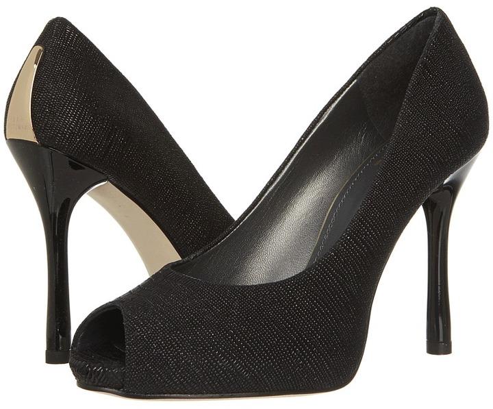 Stuart Weitzman Idbaton (Nero Lizette) - Footwear