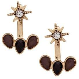 lonna & lilly Goldtone Star Floating Earrings