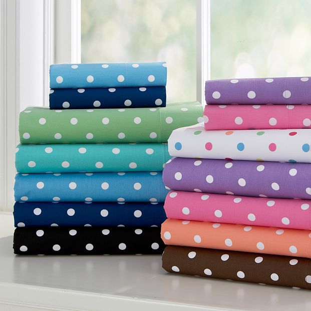 Dottie Twin XL Sheet Set