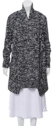 Rachel Zoe Long Sleeve Knit Cardigan
