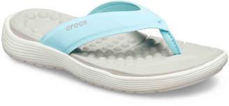 53fde518f399 Crocs Flip Flop Women s Sandals - ShopStyle
