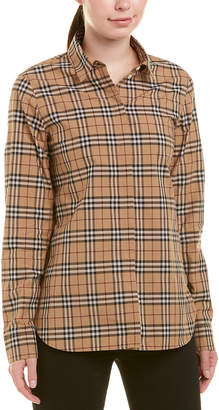 Burberry Collared Button Down Shirt