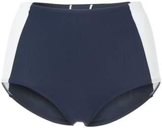 Tory Burch Lipsi high waisted bikini bottoms