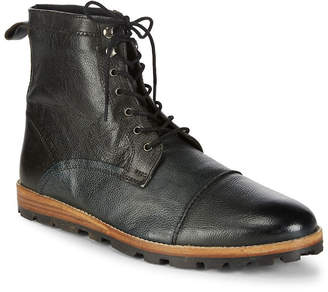 Ben Sherman Andres Leather Ankle Boot