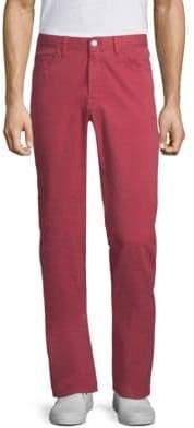 Brioni Regular-Fit Five Pocket Trousers