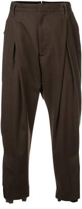 Bed J.W. Ford tapered trousers