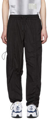 A-Cold-Wall* A Cold Wall* Black Diagonal Tie Lounge Pants