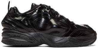 Nike Black Martine Rose Edition Air Monarch IV Sneakers