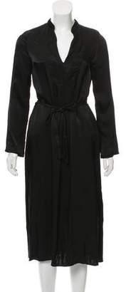 Giada Forte Long Sleeve Midi Dress w/ Tags