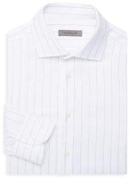 Corneliani Pinstripe Dress Shirt