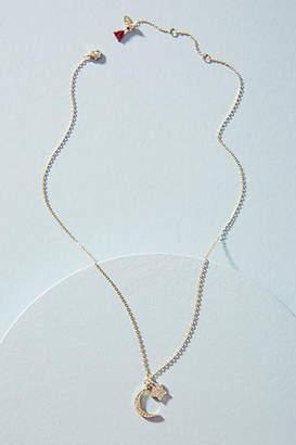 Shashi Moon + Star Pendant Necklace